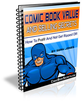 comic book value and selling secrets
